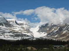 Jun 2019 - The snow never melts on this glacier, a major tourist attraction. The Places Youll Go, Places To See, Places Ive Been, Edith Cavell, Tens Place, Jasper National Park, Unique Photo, Trip Advisor, Beautiful Places
