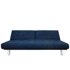 Everton Sofa Bed, Blue