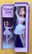 VICTORIA JANE BALLERINA SINDY CLONE IN ORIGINAL BOX 1980'S
