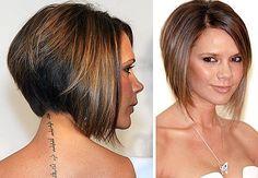 victoria beckham hairstyles bob | Myhairstyles.Website
