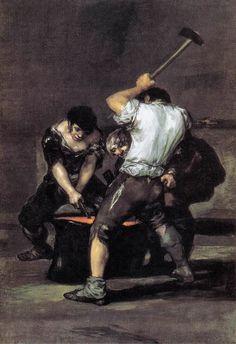 Το σιδηρουργείο (1819)