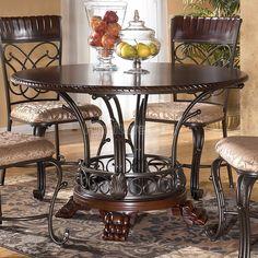 Alyssa Round Dining Table