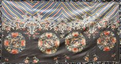EMBROIDERY, QING DYNASTY