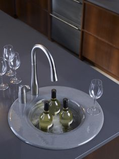 Perfect Kohler Bar Sink And Faucet. We Have This In Our Showroom, Come See