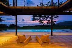 Ocean Eye, A Wonderful Terrace House With Breath-Taking Views To The Ocean And The Jungle