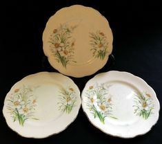 Side Plates, Royal Albert, Free Delivery, Free Pattern, Decorative Plates, Friendship, Antiques, Shop, Ebay
