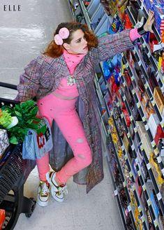 Supermarket Fashion ♥ http://celebmafia.com/kristen-stewart-elle-magazine-us-september-2014-issue-165482/