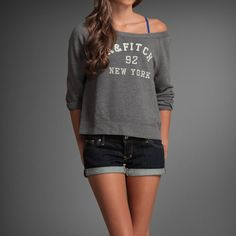 I wouldn't mind this sweater hanging in MY closet ;)