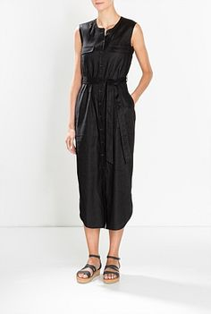 Maxi Shirt Dress Maxi Shirts, Maxi Shirt Dress, Women Wear, Dresses For Work, Summer 2015, Clothes, Black, Fashion, Outfits