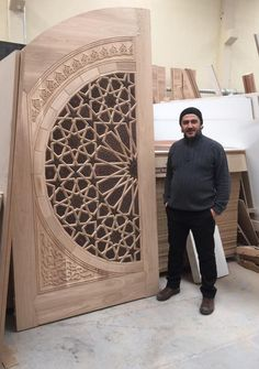design design furniture coach luxury design and leasing coach luxury design and leasing design house design firms luxury design design builders albuquerque Wooden Door Design, Main Door Design, Gate Design, Wooden Doors, Plafond Design, Entrance Doors, Islamic Art, Windows And Doors, Home Deco