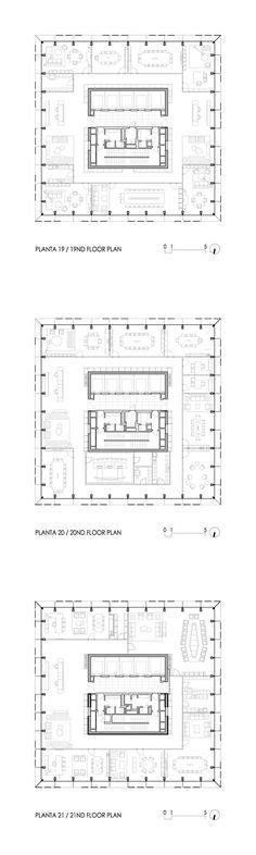 Puig Tower,Floor Plan