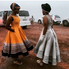 Contemporary African queens
