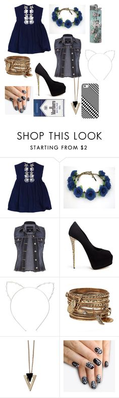 """""""Untitled #853"""" by this-is-the-world-i-live-in on Polyvore featuring Lilly Pulitzer, maurices, Giuseppe Zanotti, Cara, ALDO, Chicnova Fashion, alfa.K and Casetify"""