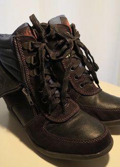 c5f5908f481abc Sneaker mit Plateau-Absatz von Marco Tozzi - nahezu neu! Größe 39 Kleidung  Verkaufen