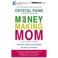 Entrepreneur, author, and popular blogger Crystal Paine shares the secrets of building income at home, using real life examples to from h...