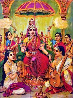 Four Portraits Studies Woman 4 - Art Prints by Raja Ravi Varma Indian Gods, Indian Art, Shivaji Maharaj Painting, Ravivarma Paintings, Raja Ravi Varma, Indian Literature, Om Art, Beautiful Front Doors, India Painting