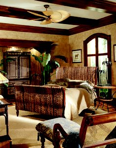 17 Best images about British Colonial / West Indies Style . West Indies Decor, West Indies Style, Colonial India, British Colonial Decor, Style At Home, Caribbean Decor, Deco Boheme Chic, Tropical Bedrooms, My Living Room