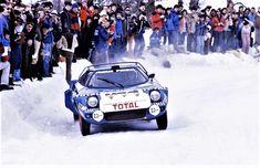 Lancia Stratos Darniche Mahe Monte 1980