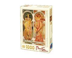 Puzzle D-Toys Soet y Moet Chandon, 1899 de 1000 Piezas