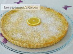 Limonlu Tart Tarifi Quiche, Turkish Recipes, Something Sweet, No Bake Cake, Cake Cookies, Sweet Tooth, Dessert Recipes, Food And Drink, Cooking Recipes