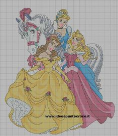 SCHEMA PRINCIPESSE DISNEY by syra1974 on deviantART