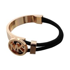 #FallingInLoveWith Michael Kors Skinny Black Bracelets Is Best-Known For Appearance And Materials!