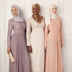 "islamic-fashion-inayah: ""- @inayahoutlet launches tomorrow inshaAllah, where you will be able to grab old favourites, one off pieces such as the dress in the middle, hijabs from £4, clothing &..."