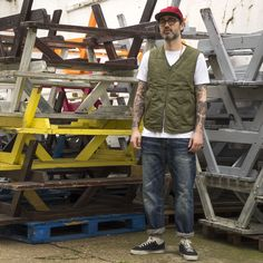 Son of a Stag is the UKs leading mens jeans store, carrying a huge choice of rare Japanese and American brands. We specialise in top quality denim and footwear. Stag Outfits, Cool Outfits, Denim Fashion, Fashion Outfits, Jeans Store, Japanese Streetwear, Sweet Style, Urban Fashion, Menswear