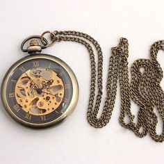 Like the watch, the chain is meh.