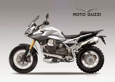 "Motosketches: MOTO GUZZI ""VETTA"" 1200 Global Sport"