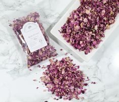 Your place to buy and sell all things handmade Dried Rose Petals, Flower Petals, Dried Flowers, Biodegradable Confetti, Biodegradable Products, Caffeine Free Tea, Organic Roses, Natural Preservatives, Food Packaging Design