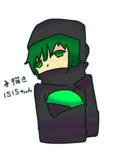 ISIS chan by ISISchan-ISIS-chan.deviantart.com on @DeviantArt