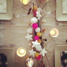 My table for Christmas <3