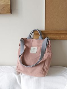 Simple Easy Matching Canvas Tote Bag Simple Easy Matching Canvas Tote Bag – b. Simple Easy Matching Canvas Tote Bag Simple Easy Matching Canvas Tote Bag – beautyskirts This Designer Totes, Designer Bags, Simple Bags, Cotton Bag, Cotton Canvas, Cloth Bags, Canvas Tote Bags, Purses And Handbags, Fashion Bags