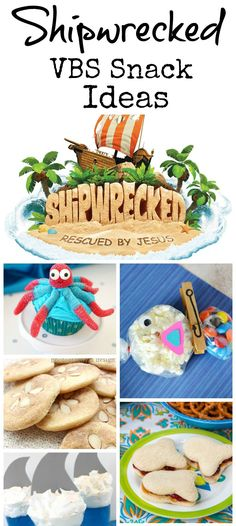 Ahoy, mateys! Word on the deep seas is that Group has officially released their 2018 Vacation Bible School theme, and we're all really going to be feeling the motion of the ocean as we weather life's storms and come upon a desert island and learn that God is always with is, even through the toughest waters.