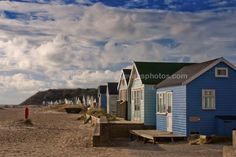 Hengistbury Head and Beach Huts Dorset photograph picture print by AE Photo