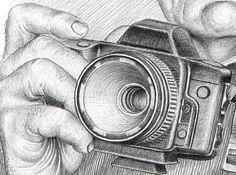 Karl-Stephan-Fragment - Zeichnungen/Comic - Hobbyfotograf