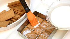 Tarta de galletas - Paso 1
