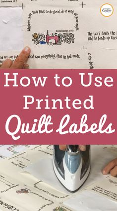 Easy 20 sewing hacks tips are offered on our internet site. Take a look and you wont be sorry you did. Quilting Tips, Quilting Tutorials, Quilting Projects, Sewing Tutorials, Quilting Quotes, Quilting Classes, Modern Quilting, Quilting Fabric, Hello Kitty Tattoos