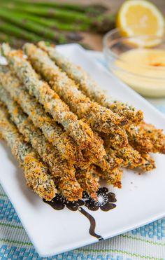 Crispy Asparagus Fries