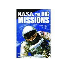 NASA the Big Missions - 3 DVD Set - Click picture for details.  Visit: www.guncontrolsucks.com
