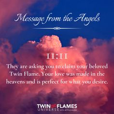 By claiming your Twin Flame, you honor divine order. Your love is absolute truth and perfection.🕊️ 🌷 💘 Type to claim your Twin Flame now. Positive Affirmations Quotes, Affirmation Quotes, 1111 Twin Flames, Divine Tarot, Twin Flame Quotes, Twin Flame Relationship, Twin Flame Love, Angel Guidance, Awakening Quotes