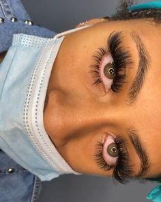 Perfect Eyelashes, Bottom Eyelashes, Best Lashes, Longer Eyelashes, Bottom Lash Extensions, Eyelash Extensions Styles, Skin Makeup, Beauty Makeup, Photo Dump