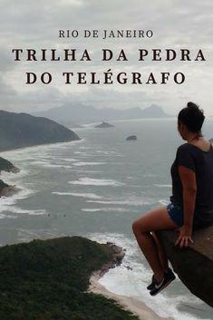 Veja como fazer a trilha da Pedra do Telégrafo, em Barra de Guaratiba, na Zona Oeste do Rio de Janeiro. #riodejaneiro #trilha #trail #adventure #nature #travel #traveling #viagem #viajar #turismo #dicasdeviagem