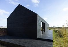 Stealth Barn in Norfolk by Carl Turner Architects