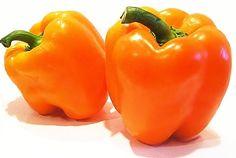 Valencia Pepper Seeds | Sweet Orange Peppers | 10 Pepper Seeds - Urban Farmer
