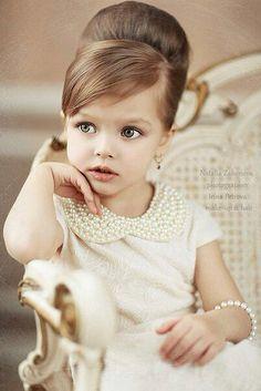 So cute for a flower girl