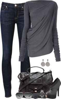 I would wear all of these items. Perfect for a date night!