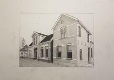 Watertorenstraat, Oud Borne, Holland