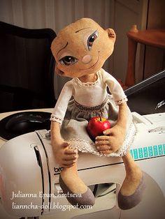 Про кукол и не только... : Ку-ку =)